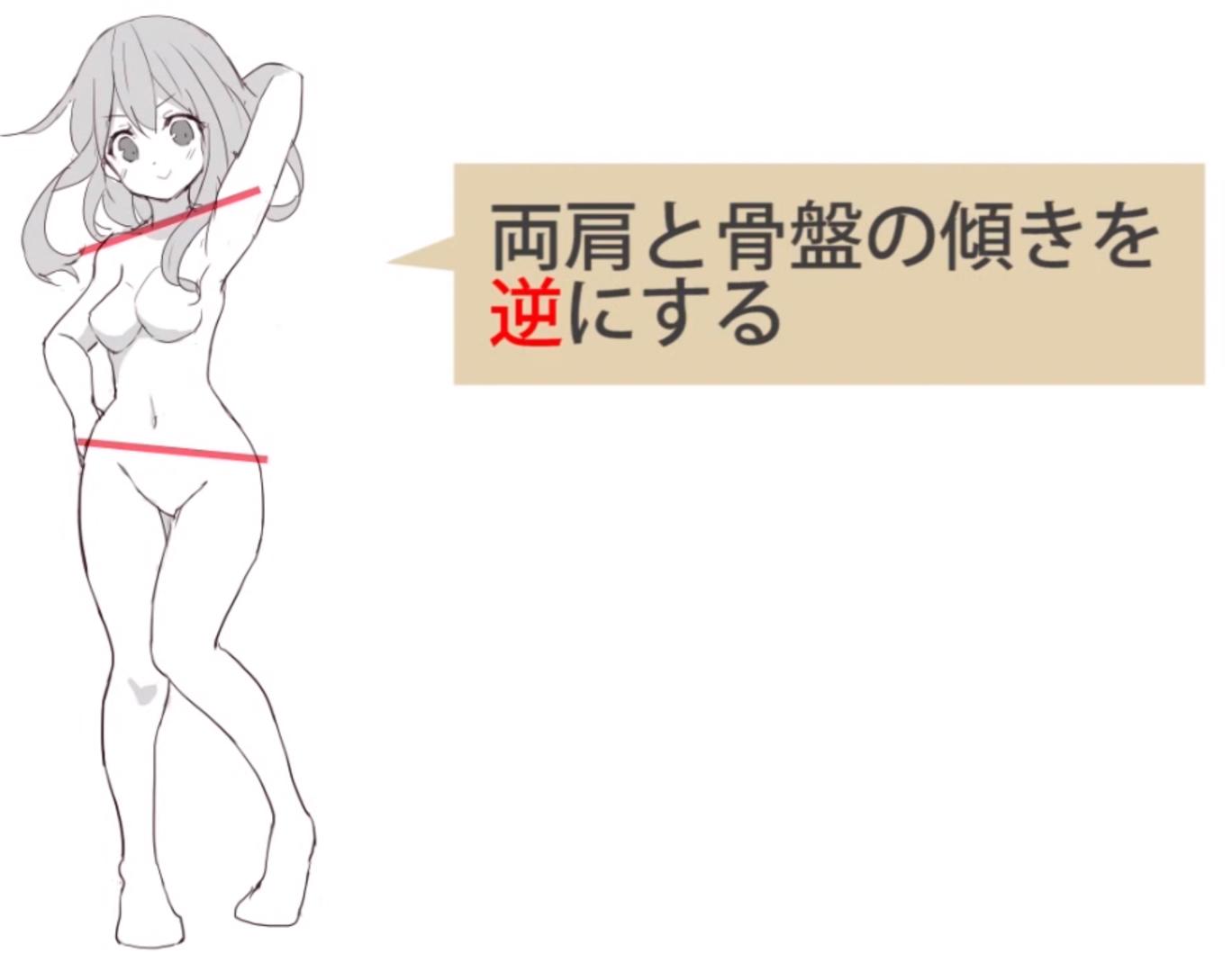 動きのあるポーズをマスターする 躍動感のあるキャラクターを描くコツ